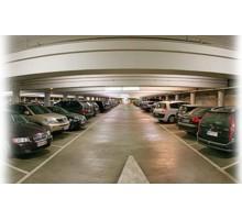 Видеонаблюдение за парковкой